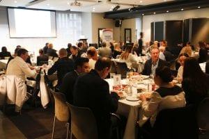 Ccentric Sydney Leadership Series Breakfast