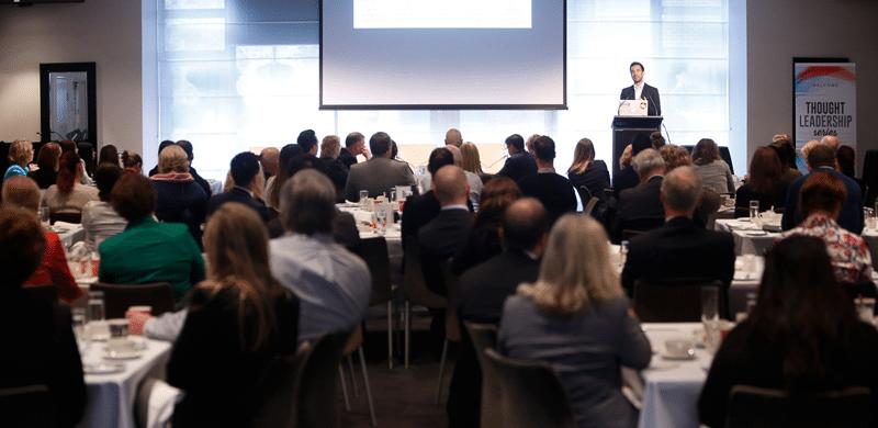 Dr Tomas Chamorro-Premuzic – Ccentric Leadership Series Breakfast