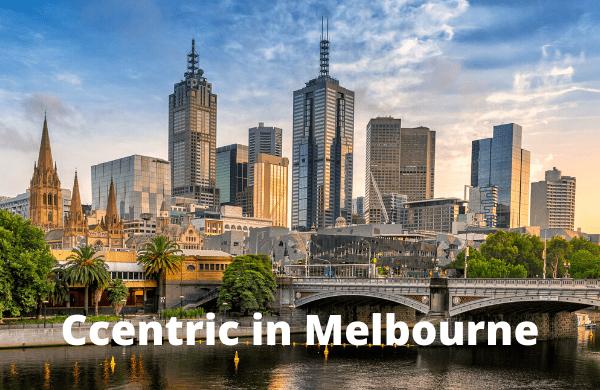 Ccentric in Melbourne