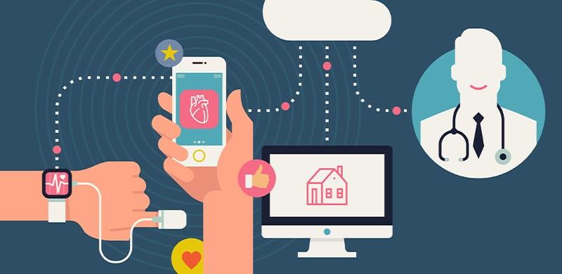progression into digital health