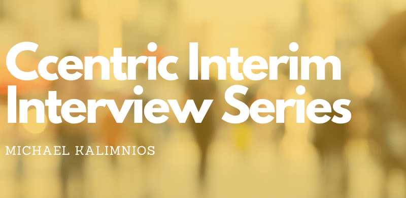 Interview with Michael Kalimnios