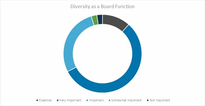 Diversity as a board function