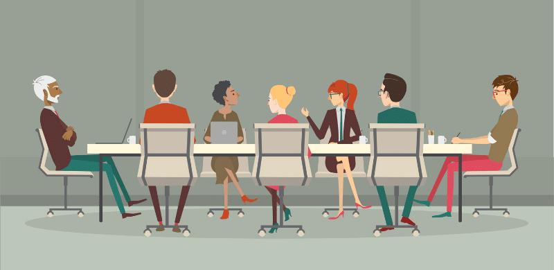 Leadership in the board room